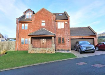 Thumbnail 4 bed detached house for sale in Front Street, Dipton