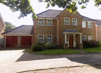Thumbnail 5 bed detached house for sale in Rockery Close, Dibden