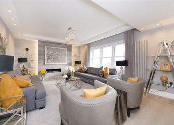 Thumbnail 3 bed flat to rent in Lyndhurst Road, Lyndhurst Lodge, Hampstead