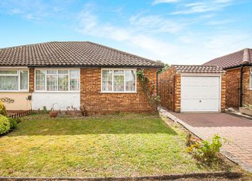 Thumbnail 2 bed bungalow for sale in Carlton Close, Chessington