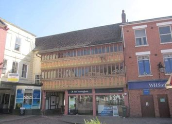 Thumbnail Retail premises to let in Ground Floor, The Olde White Hart, 34 Market Place, Newark