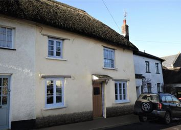 Thumbnail 2 bed terraced house for sale in Fore Street, Morchard Bishop, Crediton, Devon