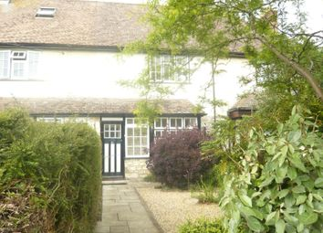 Thumbnail 2 bed cottage to rent in Broad Street, Uffington, Faringdon