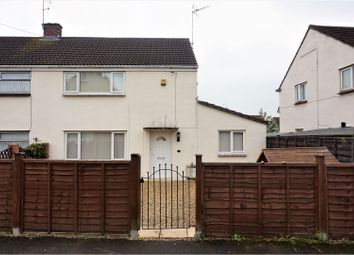 Thumbnail 3 bedroom terraced house for sale in Holly Green, Kingswood