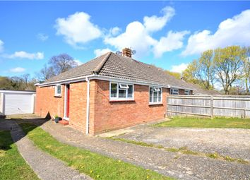 Thumbnail 3 bed bungalow for sale in Pitman Close, Basingstoke, Hampshire