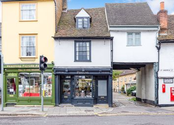 Thumbnail 1 bed maisonette for sale in Old Cross, Hertford