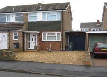 Thumbnail 3 bedroom semi-detached house to rent in Burwell Drive, Witney