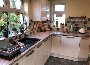 Thumbnail 2 bed semi-detached bungalow to rent in Vicarage Hill, Marldon, Paignton