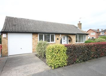 Thumbnail 2 bedroom detached bungalow for sale in Carr Road, Bingham, Nottinghamshire .