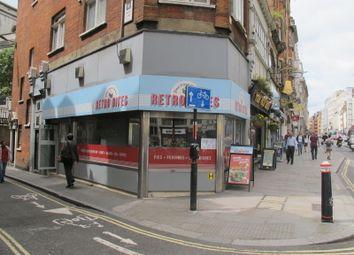 Thumbnail Retail premises to let in Fleet Street, London