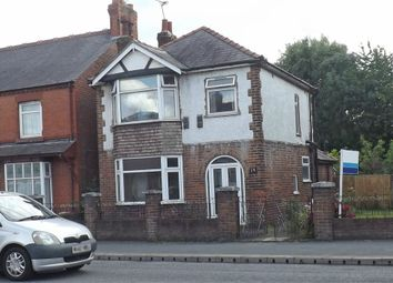 Thumbnail 3 bed detached house for sale in Chester Road West, Queensferry, Deeside, Flintshire