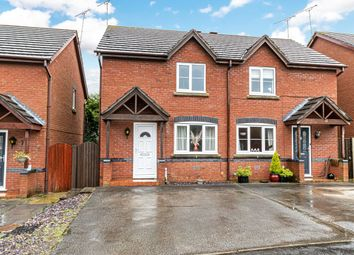 Thumbnail 2 bed semi-detached house for sale in Marshgate Place, Frodsham