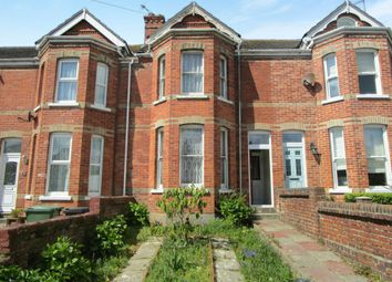 Thumbnail 2 bed terraced house for sale in Lloyd Terrace, Chickerell Road, Chickerell, Weymouth