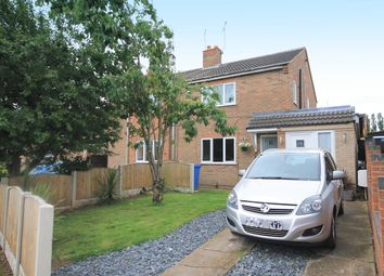 Thumbnail 3 bed semi-detached house for sale in Romsey Place, Mansfield