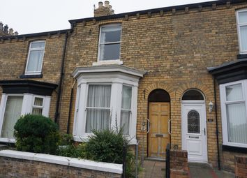 Thumbnail 2 bed terraced house for sale in Franklin Street, Scarborough
