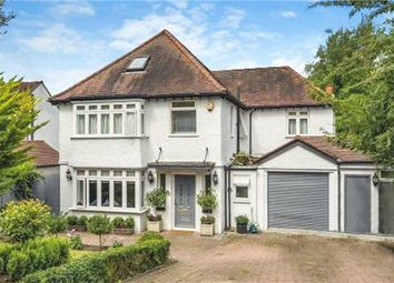 Thumbnail 5 bed detached house for sale in Hartley Down, Purley, Surrey