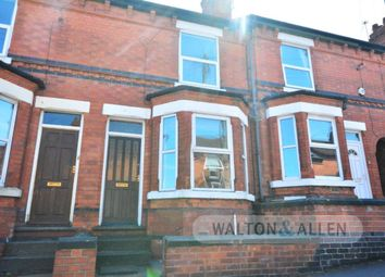 Thumbnail 3 bedroom terraced house to rent in Church Drive, Hucknall, Nottingham