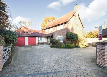 Thumbnail 4 bed detached house for sale in Millers Yard, Barningham, Bury St. Edmunds