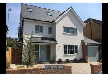 Thumbnail 5 bed detached house to rent in Fairmead Ave, Harpenden