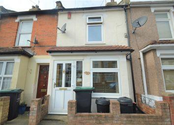 Thumbnail 3 bedroom terraced house for sale in Gordon Road, Northfleet, Gravesend