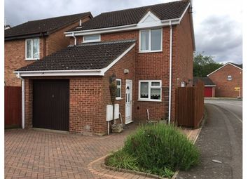 Thumbnail 3 bedroom detached house for sale in 42 Shelford Close, The Glades, Northampton, Northamptonshire