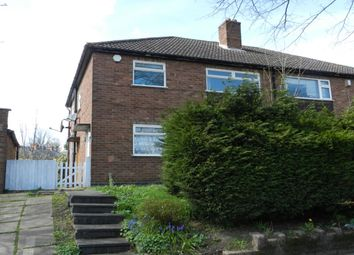 Thumbnail 2 bed flat to rent in Treaford Lane, Birmingham