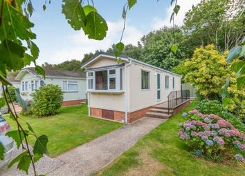 Thumbnail 1 bed mobile/park home for sale in Longbeech Park, Canterbury Road, Charing, Ashford