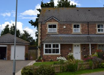 Thumbnail 3 bed semi-detached house for sale in Fenton Grange, Wooler