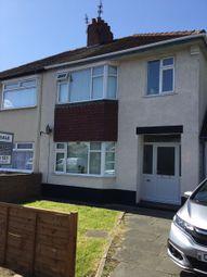 3 bed semi-detached house for sale in Madryn Avenue, Rhyl LL18