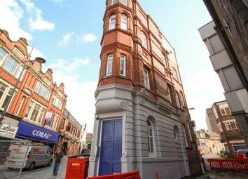 Thumbnail Studio to rent in Percy Street, Hanley, Stoke-On-Trent