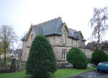 Thumbnail 2 bed flat to rent in Church Road, Quarriers Village, Renfrewshire