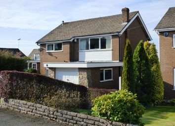 Thumbnail 4 bed detached house for sale in Sheard Hall Avenue, Disley, Stockport, Cheshire