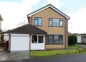Thumbnail 3 bed detached house for sale in Cairn Close, Stoke-On-Trent