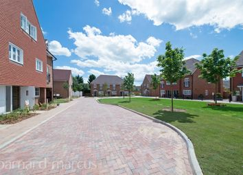 Thumbnail 1 bed flat for sale in De Burgh Gardens, Tadworth
