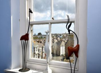 Thumbnail Flat for sale in St. Henry Street, Penzance, Cornwall