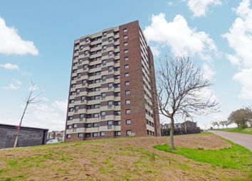 Thumbnail 2 bed flat for sale in Willerby Court, Gateshead