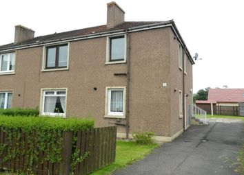 Thumbnail 2 bed flat for sale in Houldsworth Crescent, Shotts