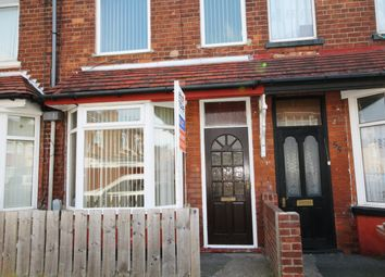 Thumbnail 2 bedroom terraced house to rent in Gloucester Street, Hull