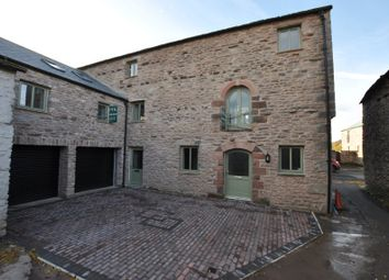 Thumbnail 4 bed barn conversion for sale in The Byre, Croft Street, Kirkby Stephen, Cumbria