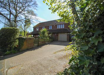 Thumbnail 5 bed detached house for sale in The Avenue, Camberley, Surrey