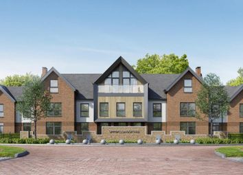"Thumbnail 3 bed property for sale in ""Selborne"" at Kitsmead Lane, Longcross, Chertsey"