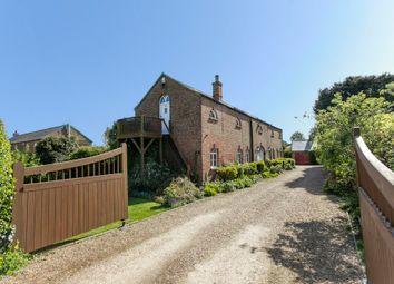 Thumbnail 4 bed barn conversion for sale in Gosberton Bank, Gosberton, Spalding