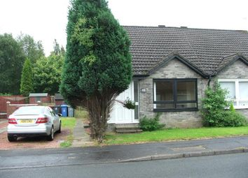 Thumbnail 2 bedroom semi-detached bungalow to rent in Beattock Wynd, Hamilton