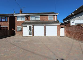 Thumbnail 5 bed detached house for sale in Villa Road, Stanway, Colchester