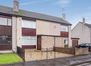 Thumbnail 2 bed terraced house for sale in Castleton Crescent, Grangemouth