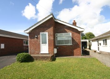 Thumbnail 1 bed bungalow to rent in Pencaerfenni Park, Crofty, Swansea