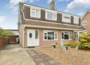 Thumbnail 3 bed semi-detached house for sale in Bishopsmead, Tavistock, Devon
