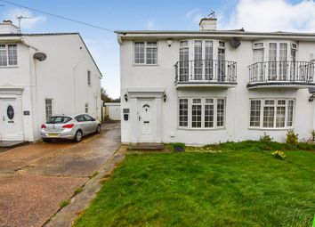 Thumbnail 3 bedroom semi-detached house to rent in Cooden Drive, Bexhill-On-Sea