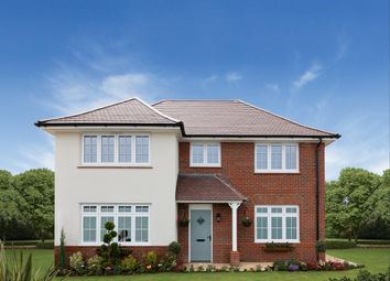 Thumbnail 4 bedroom detached house for sale in The Avenues At Westley Green, Dry Street, Langdon Hills