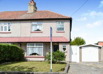 3 bed semi-detached house for sale in Westfield Road, Bexleyheath DA7